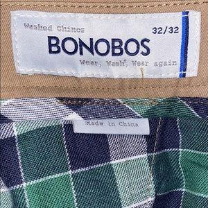 Bonobos Washed Chinos